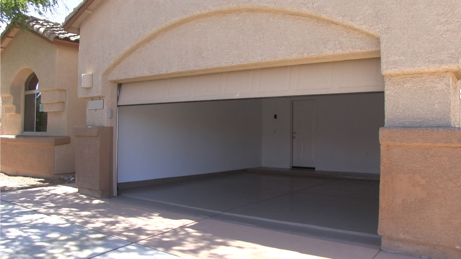 Guided Assist The Garage Door Will Not Open All The Way